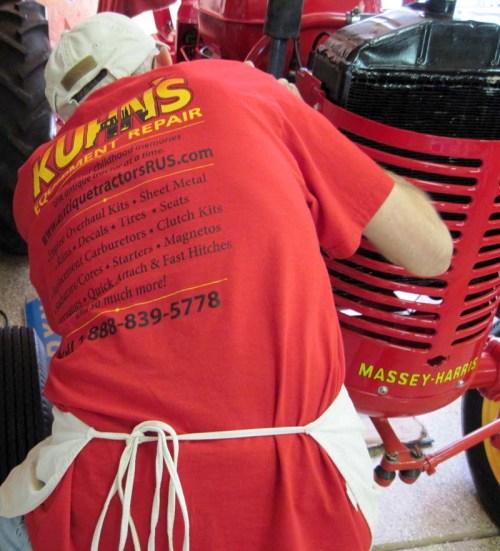 Kuhn's t-shirt