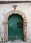 Maratea, old doorway