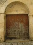 Matera, Old door