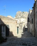 Matera Street