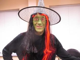 Idiotic Witch